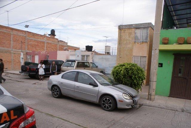 ¡Capturaron a los 2 agresores de un policía vial en Aguascalientes!