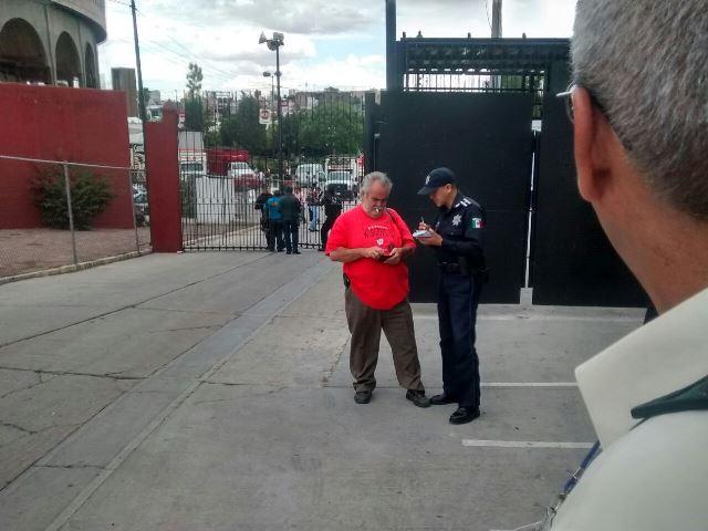¡Capturaron a los primeros 2 revendedores en la Feria de San Marcos en Aguascalientes!