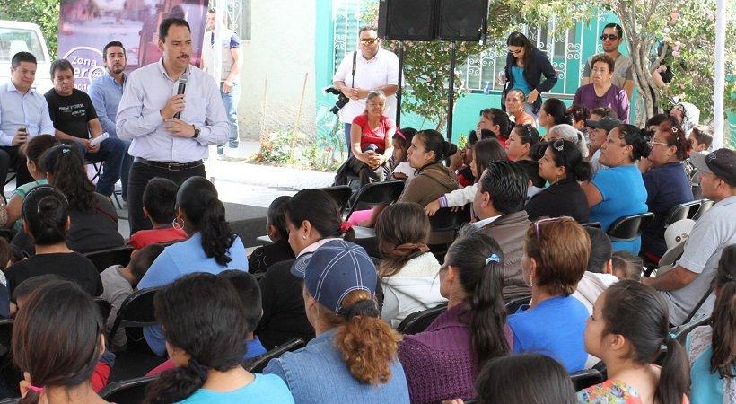¡Renueva el MunicipioAgs el entorno urbano de la Col. La Soledad!