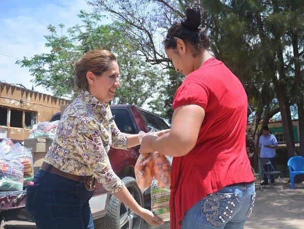 ¡Promueve el DIF Municipal de Jesús María programas alimentarios en zonas marginadas!