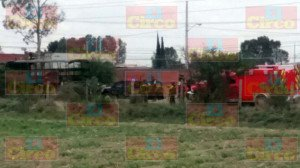 Explota pipa con gasolina al ser alcanzada por el tren en Aguascalientes_03