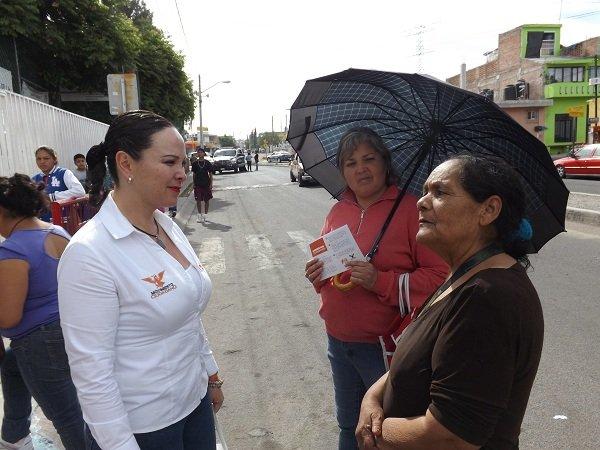 ¡Propone Emma Ramírez crear casas ciudadanas para escuchar a la población!