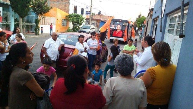 ¡Los ciudadanos evaluarán mi trabajo como diputada: Emma Ramírez!