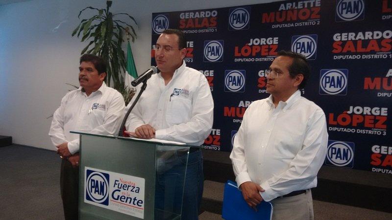 ¡Proponen legisladores del PAN una Reforma Fiscal que genere más competitividad en México!