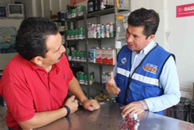 ¡Signa Jorge López el acuerdo para la fiscalización de los recursos que llegan a Aguascalientes!