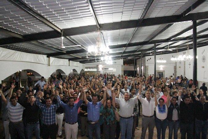 ¡Gerardo Salas escuchó las demandas de habitantes de Jesús María!