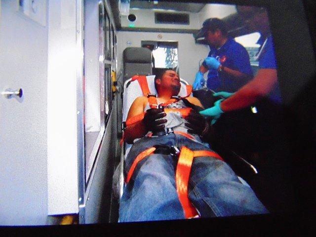 ¡Empleado se electrocutó y se salvó de morir en Aguascalientes!