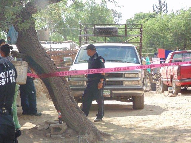 ¡Niño fue atropellado y muerto por su abuelo paterno en Aguascalientes!
