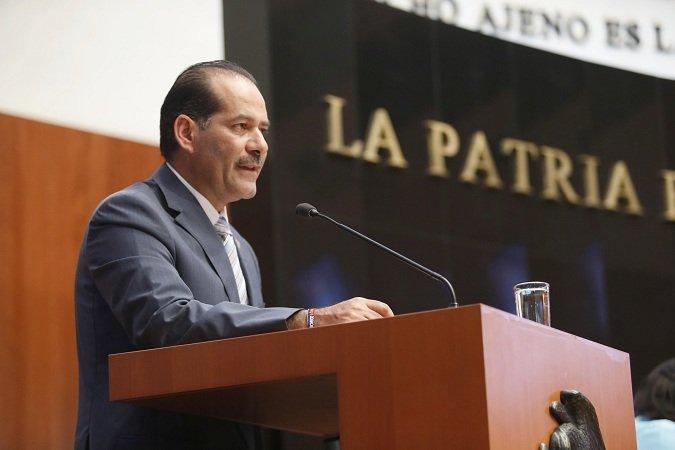 ¡Presenta Martín Orozco una reserva al Sistema Nacional Anticorrupción!