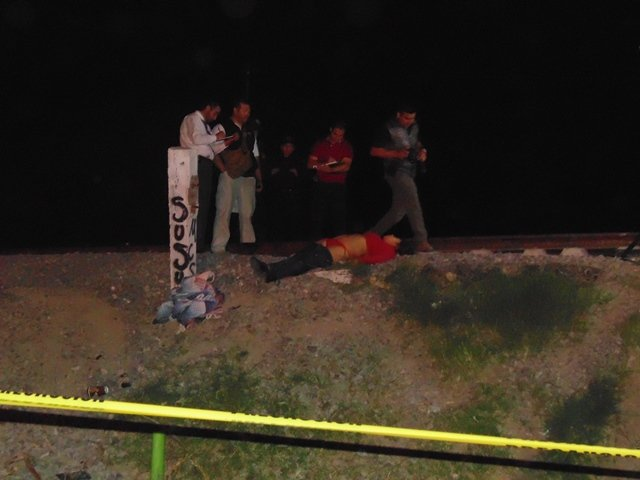 ¡FOTOGALERÍA/ Joven ama de hogar murió arrollada por el tren en Aguascalientes!