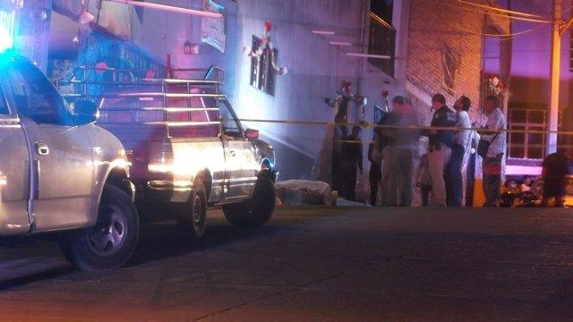 ¡Se mató un joven tras una fuerte caída en Aguascalientes!