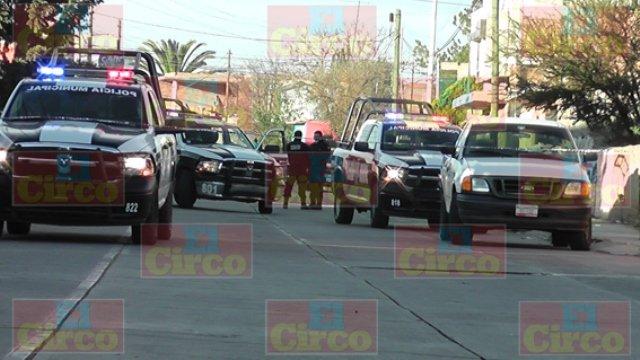 ¡Asesinaron a un hombre de 4 balazos por la espalda en Guadalupe, Zacatecas!