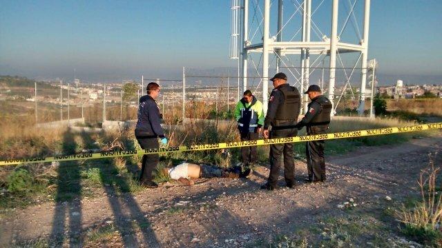¡FOTOGALERIA/ Un taxista fue asesinado por policías municipales en Aguascalientes!