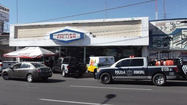 ¡Se consumó el tercer asalto bancario del año en Aguascalientes!