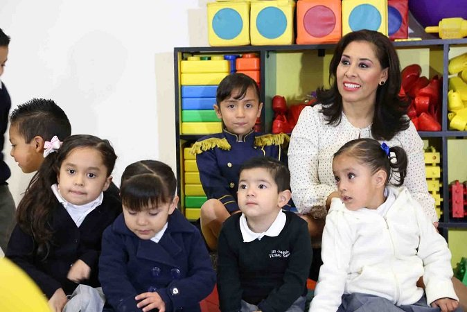 ¡Brinda DIF Municipal capacitación a docentes y educadores de CENDIS!