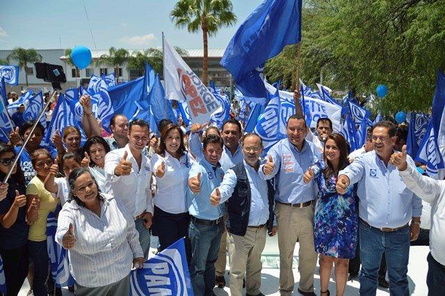 Gerardo Salas es la mejor persona para representar al PAN en la Cámara de Diputados: Gustavo Madero