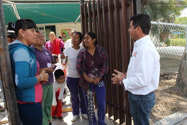 ¡Gran necesidad de los servicios de salud en las comunidades: Jorge López!