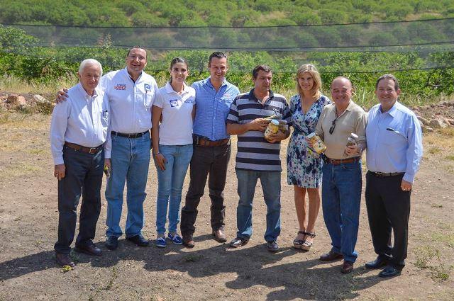 ¡Gerardo Salas cuenta con el apoyo de los senadores del PAN!