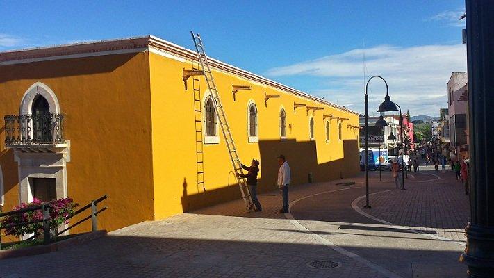 ¡Definen operativos de seguridad para la Feria de Mayo en Calvillo!
