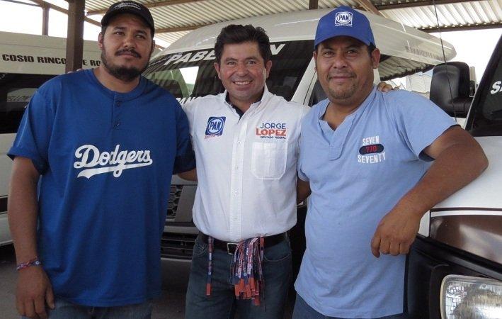 ¡Respalda el sector productivo la propuesta de Jorge López!