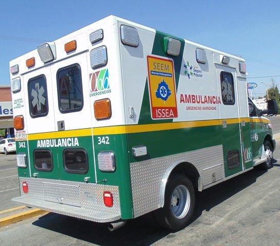 ¡3 mujeres resultaron lesionadas en 3 accidentes viales en Aguascalientes!