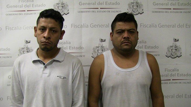 ¡Detienen a dos hermanos asesinos en Jalisco!
