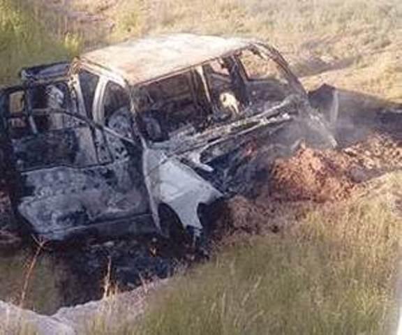 ¡Tras asistir a un funeral en Aguascalientes se salvaron de morir 3 personas en Chihuahua!