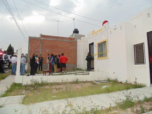 ¡FOTOGALEERIA/ Asesinaron y violaron a una niña en su casa en Aguascalientes!