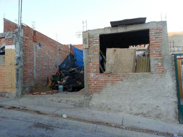 """Balearon la casa del narcotraficante """"El Hierbas"""" en Aguascalientes"""