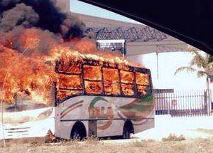 ¡Saldo de los enfrentamientos y bloqueos en Jalisco!