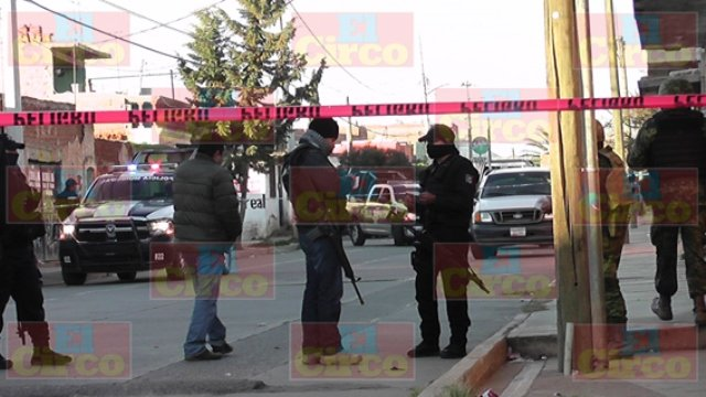 """Cayó el narcotraficante """"El Tío"""" tras mega-operativo policiaco en Calera"""