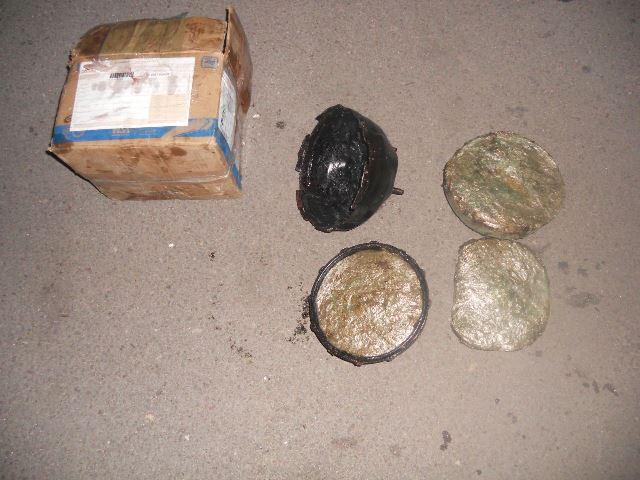 Militares aseguraron dos cargamentos de marihuana en Aguascalientes