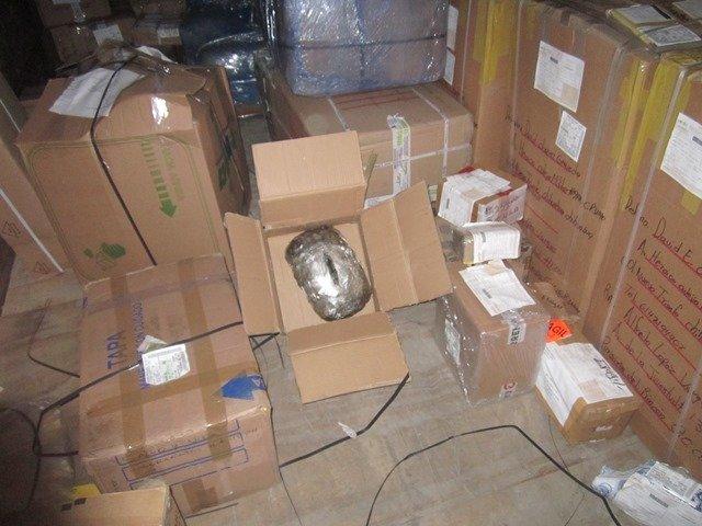 FOTOGALERIA/ Militares aseguraron dos cargamentos de marihuana en Aguascalientes