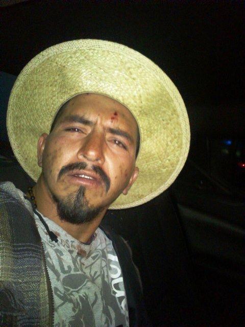 ¡Ebrio sujeto incendió la casa de su ex pareja sentimental en Aguascalientes!