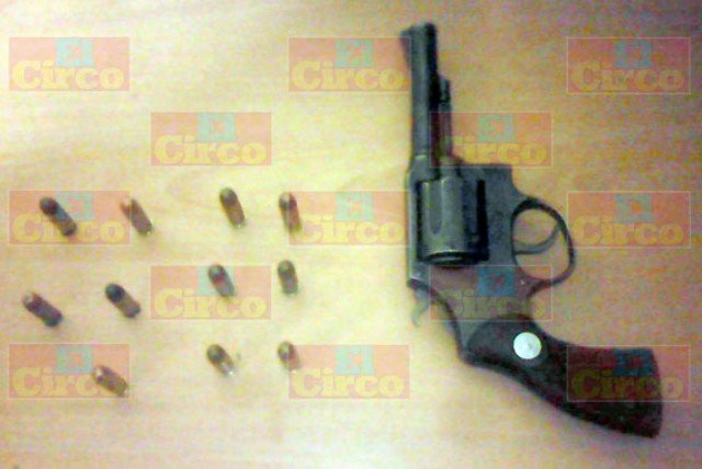 Capturaron a un pistolero que quiso matar a su vecino en Fresnillo