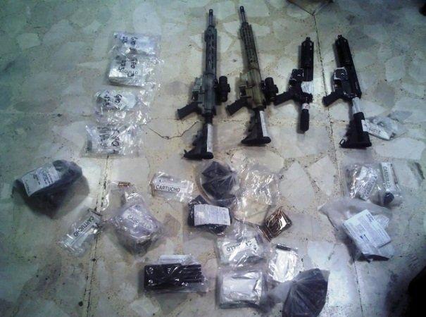 ¡Sentencian a 10 personas por portación ilegal de armas de fuego en Guadalajara!