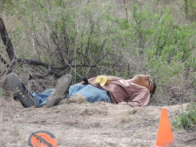 ¡Ejecutaron a un hombre desconocido estrangulándolo en Aguascalientes!
