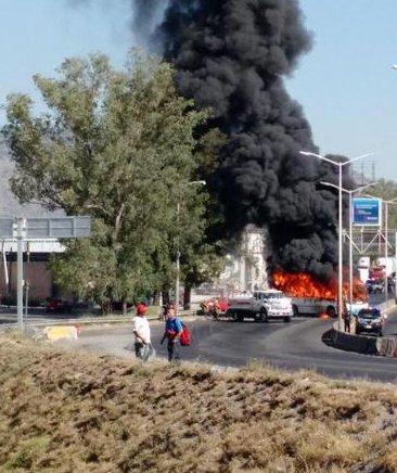 ¡El CJNG provocó un infierno en varios municipios de Jalisco!