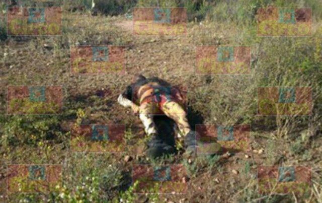 Ejecutaron y calcinaron a un hombre secuestrado en Fresnillo
