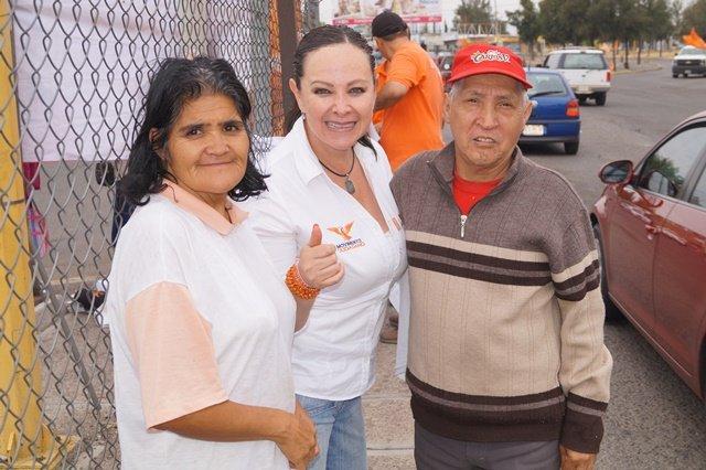 Es posible conseguir el voto sin dinero de por medio: Emma Ramírez