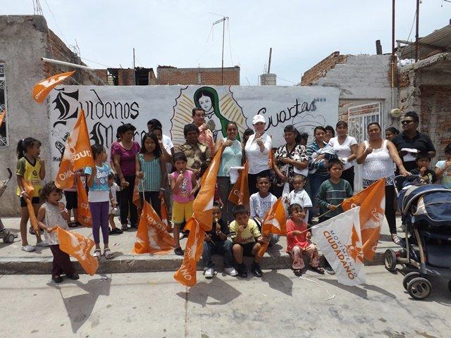 ¡Los programas de  vivienda social deben reorientarse para cumplir realmente a las familias en pobreza: Emma Ramírez!