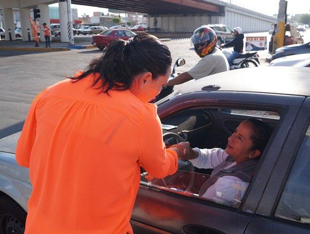 Menos dinero a  la burocracia y más al bienestar social: Emma Ramírez