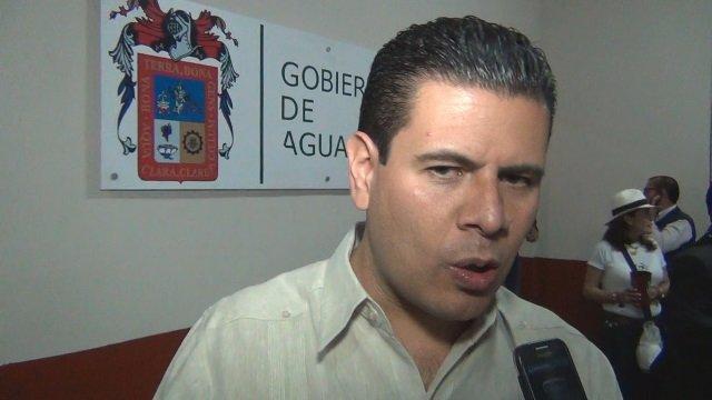 ¡Se ciega Miguel Alonso Reyes y dice que en Zacatecas ha mejorado la seguridad!