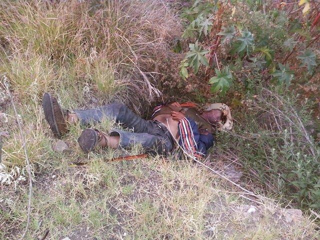 Hallaron muerto y putrefacto a un desconocido en Aguascalientes