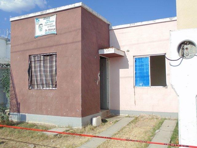 Pepenador fue hallado muerto en una casa abandonada en Aguascalientes