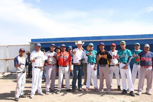 ¡Gerardo Salas promoverá una ley para fomentar el deporte en los jóvenes!