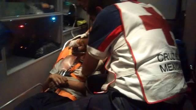 ¡Joven autista se salvó de morir tras incendiarse su casa en Aguascalientes!