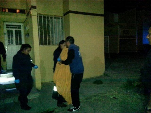 ¡Mujer intentó suicidarse arrojándose de un edificio en Aguascalientes!