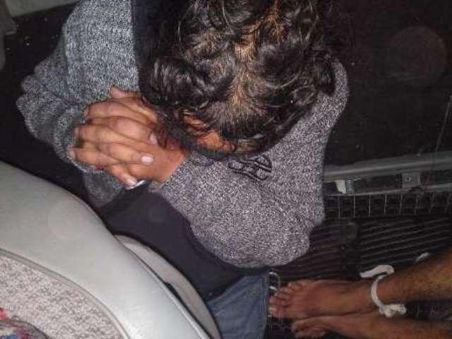¡Policías federales rescataron a un secuestrado y detuvieron a un plagiario en Villa de Cos!