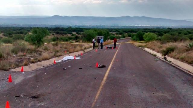 Murió una niña y una mujer resultó lesionada al ser embestidas en Aguascalientes